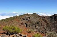 Astronomical Observatory on the Roque de los Muchachos, Gran Telescopio Canarias, telescope, Caldere de Taburiente National Park, La Palma, Canary Isl...