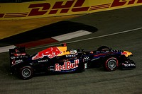 Saturday Practice, Sebastian Vettel GER, Red Bull Racing, RB7