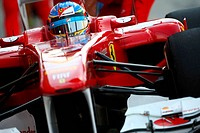 Friday Practice 2, Fernando Alonso ESP, Scuderia Ferrari, F_150 Italia, F1, Japanese Grand Prix, Suzuka, Japan