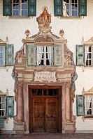 Heritage Museum, Prien am Chiemsee, Chiemgau, Upper Bavaria, Bavaria, Germany, Europe, PublicGround