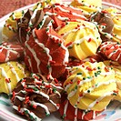 Christmas Holiday Cookies.American Christmas Cookies