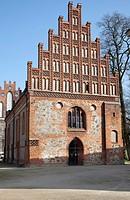 Heiliggrabkapelle chapel, Kloster Stift zum Heiligengrabe, Heiligengrabe Abbey, Brandenburg, Germany, Europe