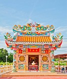 Beautiful Chinese Temple