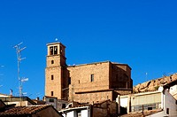 Santa Eulalia church, Arnedo, La Rioja, Spain
