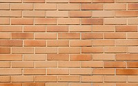 Brick patterned background shot with natural light.