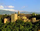 Spain Granada Alcazar