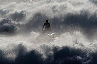 Jet Ski in Ocean