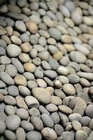 round peeble stones