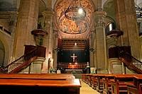 Nova Cathedral, s  XVIII, arq  Pedro Martin Cermeño, Lleida, Catalonia, Spain
