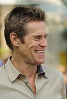 Willem Dafoe after a photocall for 4:44 Last Day on Earth at the 68th International Film Festival of Venice, Italy, Europe