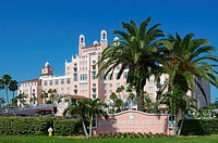 Don Cesar Beach Resort, St. Pete's Beach, Saint Petersburg, Florida, USA
