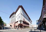 Museum of Modern Art, Frankfurt am Main, Hesse, Germany, Europe, PublicGround