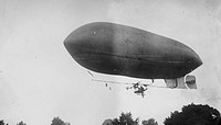 Willow Dirigible 1900