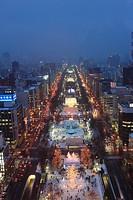 60th Sapporo Snow Festival