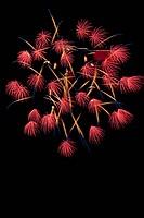 Katakai Festival Fireworks Display