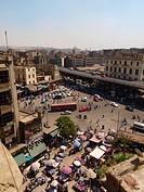 Ataba Square, Cairo, Egypt