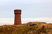 old water reservoir tower at Borkum