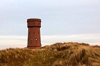 old water reservoir tower at Borkum