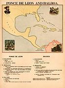 Ponce de Leon & Balboa 1898