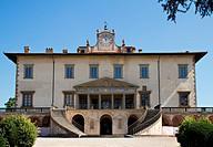 Renaissance Villa Medici Poggio a Caiano, Florence, Tuscany, Italy