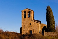 Chapel of Sant Cugat de Gabadons  Collsuspina  Barcelona, Spain