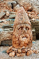 Nemrut Dagi heats in Turkey