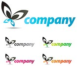 Beautiful corporate logo design for your business