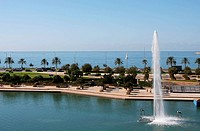 Mar park in Majorca _ spain