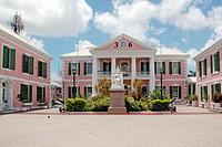 Government House, Nassau, New Providence, Bahamas