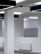 maple, office area _ a project to refurbish two existing office buildings, conjoined., LONDON, UNITED KINGDOM, Architect