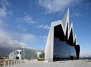 GLASGOW RIVERSIDE MUSEUM OF TRANSPORT, ZAHA HADID ARCHITECTS, UNITED KINGDOM, Architect