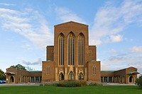 The Cathedral Church of the Holy Spirit, Guildford Cathedral, Guildford, Surrey, England, United Kingdom, Europe
