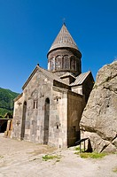 Geghard Monastery, UNESCO World Heritage Site, Armenia, Caucasus, Middle East