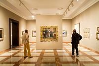 Bilbao Fine Arts Museum. Bilbao. Bizkaia. Vizcaya. Pais Vasco. Euskadi. Basque Country. Spain.