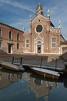 Chiesa della Madonna dell'Orto church, Venice, Veneto, Italy, Southern Europe