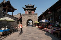 Historic town centre of Pingyao, UNESCO World Heritage Site, Shanxi, China, Asia