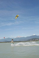 kiteboarding squamish British Columbia