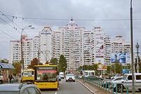 Satellite town, Kiev, Ukraine, Europe