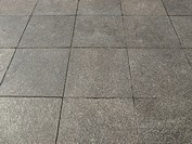 Concrete pavement