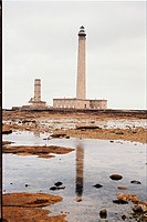 lighthouse located at Gatteville, France