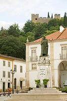 Church of Santa Maria do Olival was considered as the mother church of the Order of the Knights Templar in Portugal and it is the resting place of man...