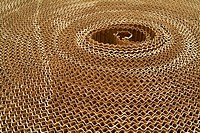 Spiral of Cardboard