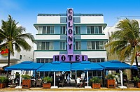 Colony Hotel, South Beach,Miami, Florida, USA