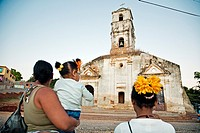 Church of Santa Ana, Trinidad city, Sancti Spiritus Province, Cuba.