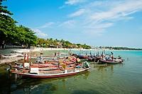 Chaweng beach, Ko Samui Island, Thailand, Asia.