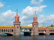 Oberbaumbrücke Berlin Germany