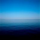 Ocean and Clear Sky