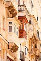 Architektur Details von Malta