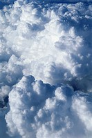 Above Cumulus Clouds