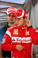 Felipe Massa BRA, Scuderia Ferrari, F1, Indian Grand Prix, New Delhi, India
